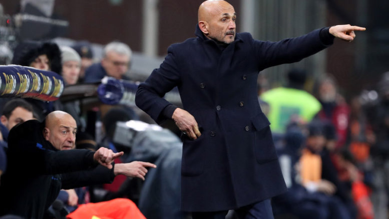 genoa inter spalletti